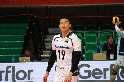排球》旅日好手「黑狗」陳建禎 宣布退出日本冠軍隊