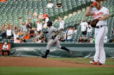 MLB》金鶯投手群成發球機? 創大聯盟最速挨百轟