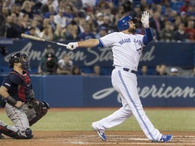MLB》泰倫茲雙響砲5打點 藍鳥10:3大勝紅襪