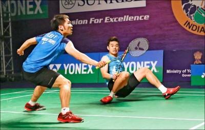 蘇迪曼盃》李洋/王齊麟直落二勝南韓組合 台灣隊搶下第1點