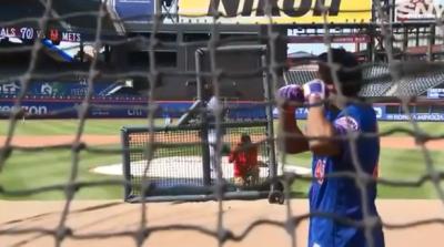 MLB》爵士一哥上演投打二刀流 紐約球迷驚艷(影音)