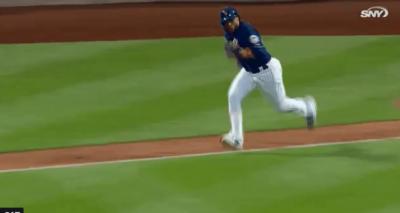 MLB》上次偷懶被罵爆 卡諾今認真跑壘結果讓球迷無言(影音)