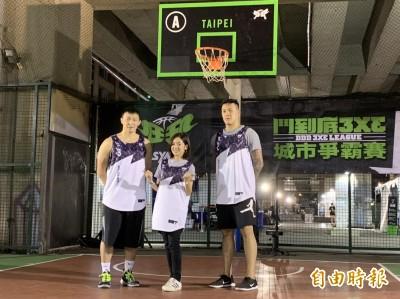 籃球》「學姐」現身打三對三 周儀翔、張智峰遺憾達欣退出SBL