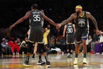 NBA》勇士傷兵近況更新  KD、卡森斯有望總冠軍戰復出