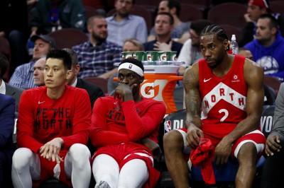 NBA》豪囧!季後賽成邊緣人 林書豪賽後竟被警衛刁難
