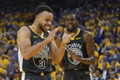 NBA》駁斥「勇士沒KD比較好」柯瑞:見不得我們好