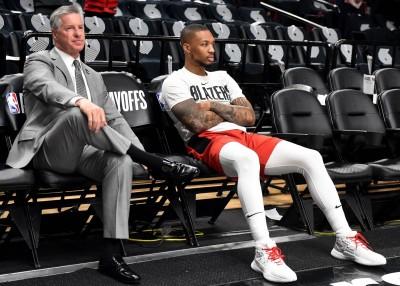 NBA》睽違19年再闖西部決賽 拓荒者總管獲得延長合約