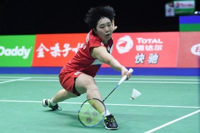 蘇迪曼盃》山口茜帶頭反攻破印尼 日本明與中國隊爭冠