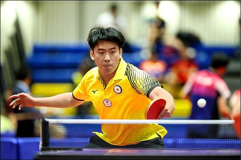 台灣桌壇驚奇 16歲稱霸泰國賽