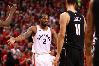 暴龍開低走高挺進總決賽 今日NBA戰績
