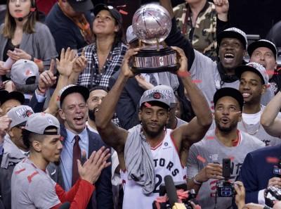 NBA》上演隊史季後賽第二大逆轉 暴龍成史上第6隊