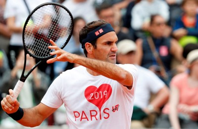 網球》法國網球公開賽傍晚開打 費爸相隔4年紅土大滿貫首秀