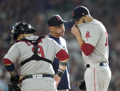 MLB》普萊斯掛病號 先發只投3人次就下班
