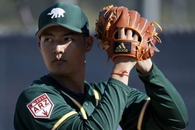 MLB》王維中重返大聯盟! 旅韓台將第一人寫紀錄