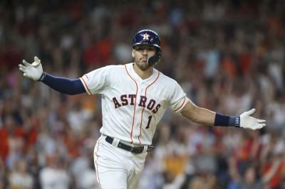 MLB》柯瑞亞猛打賞又敲再見安 太空人主場險勝紅襪
