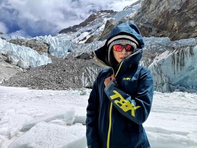 登山》13天登兩座8000公尺巨鋒 詹喬愉創驚人紀錄
