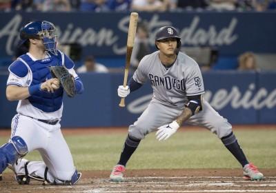 MLB》拿天價大約卻不積極  馬查多「慢跑」又挨轟(影音)
