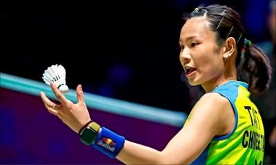 羽球》陳雨菲助隊奪冠衝上第二 積分逼近球后戴資穎