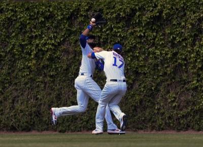 MLB》慘!小熊主場遭紅人痛宰 陣中強打還受傷(影音)