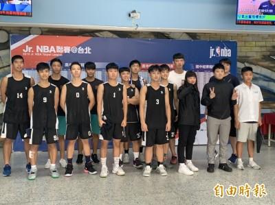 籃球》松山工農越級打怪 素人教練讓球員不只看到「籃球」