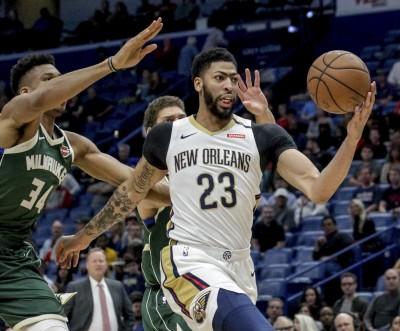NBA》AD爭奪戰越演越烈 四隊競逐中、湖人已有初步包裹