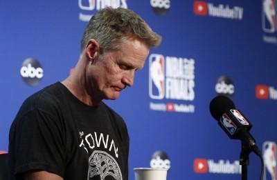 NBA》杜蘭特阿基里斯腱斷裂 勇士教頭震驚