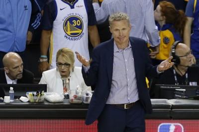 NBA》KD、K湯總決賽接連倒下 勇士主帥:真的太殘忍了...