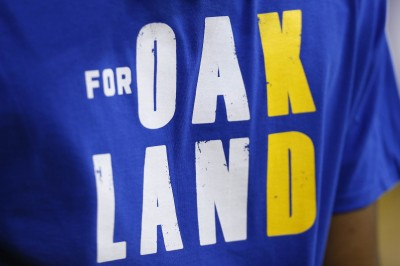 NBA》勇士球團特製紀念毛巾 向KD及甲骨文球場致敬