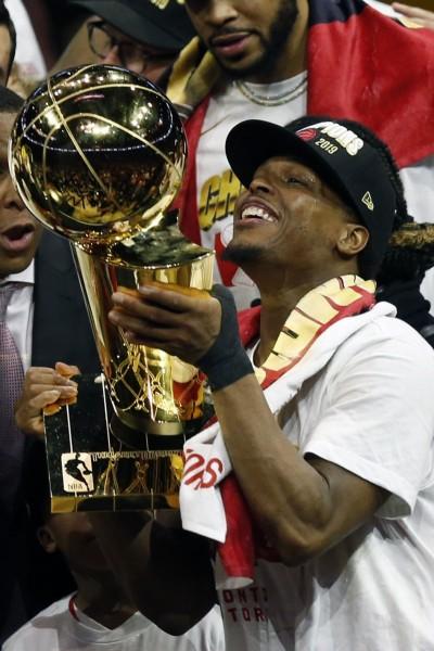 NBA》奪冠令人瘋狂!羅利:將會和德羅森一起慶祝