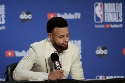 NBA》勇士戰敗 柯瑞:我們一定會重返總決賽舞台