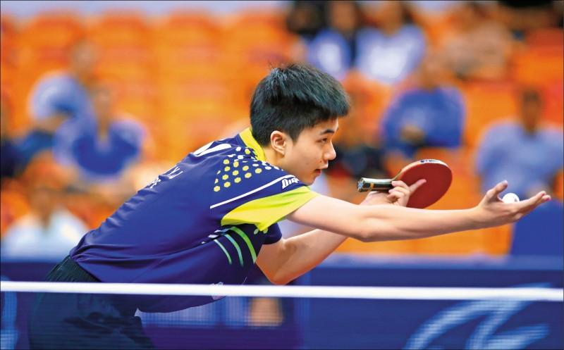 日本桌球公開賽》林昀儒逆轉世界第2 肇因瘋狂第3局
