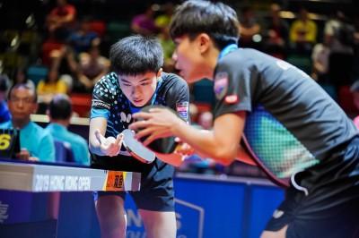 日本公開賽》不敵中國新組合 林鄭配挑戰三連冠夢碎