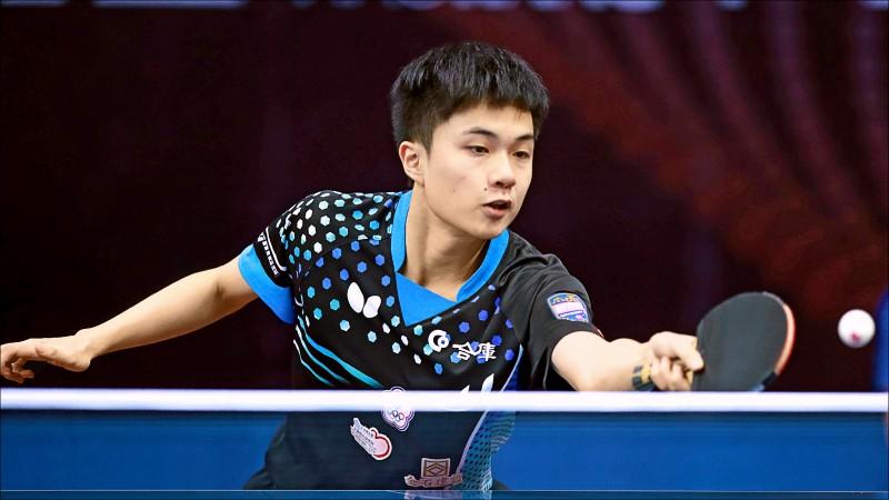 林昀儒今晚打「國父」 搶決賽門票