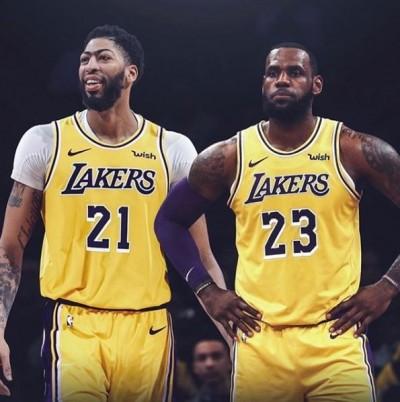 NBA》龍心大悅! 期待與一眉哥攜手爭冠 詹皇:這只是開始