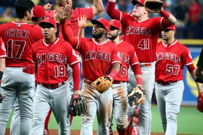 MLB》棒打光芒不敗強投 天使賞摩頓本季首敗