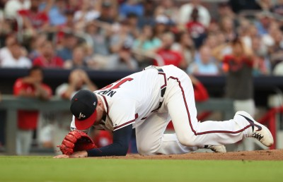 MLB》驚悚! 他遭163公里強襲球爆頭 球直接反彈飛出場(影音)
