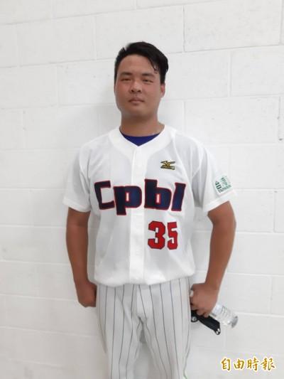 中職》業餘磨練過後 許吉仁今年再拚職棒