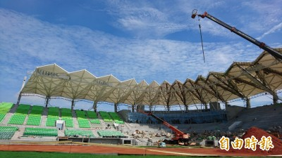 棒球》台南亞太棒球村少棒球場7月完工 內部現況搶先看
