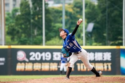 華南金控青少棒》台東縣獲組訓權 U15亞洲盃20人培訓名單出爐