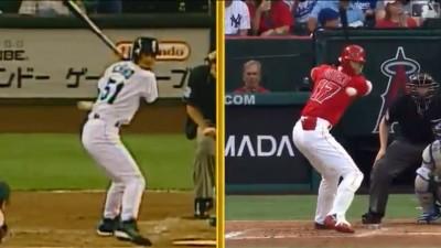 MLB》大谷是「力量型朗神」 一朗前隊友道出兩人共同點