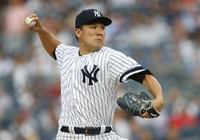 MLB》狂!田中將大飆生涯第4場完封 指叉球讓美媒讚賞