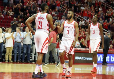 NBA》傳哈登、保羅兩人關係緊張? 莫雷:這是好事