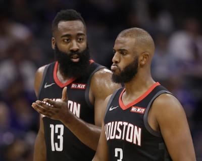 NBA》火箭「雙核心」準備拆夥?傳保羅高喊「賣我」