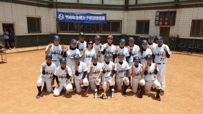 女棒》頂新和德奪冠 將代表台灣出征亞錦賽
