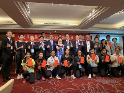 田徑》安慶隆獎學金 陳奎儒、李慧君破全國紀錄獲獎