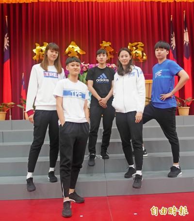 世大運》連3屆參賽 大學姐黃鈴娟率女籃力抗美、墨強權