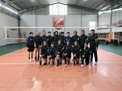 排球》挑戰者盃賽程出爐 台灣女排首戰尬阿根廷