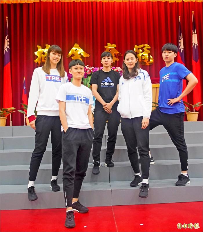 世大運女籃黃鈴娟帶頭 小組賽強碰美國