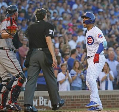 MLB》不滿對手偷好球? 小熊開轟引發板凳清空(影音)