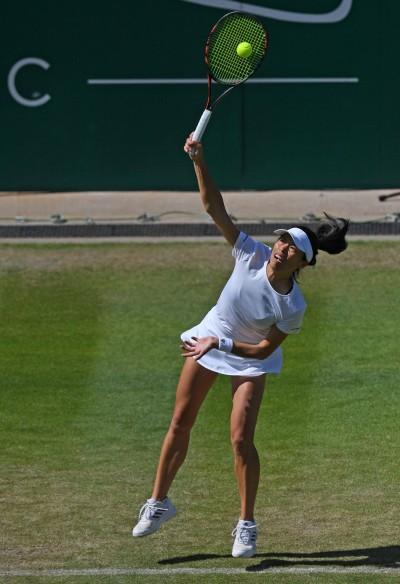 網球》謝淑薇苦戰三盤拍落義大利正妹 下一戰交鋒前球后